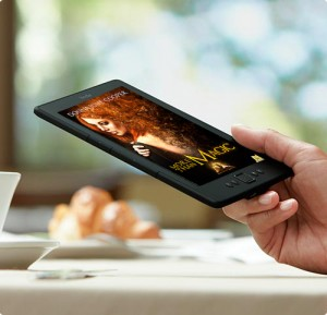 Kindle With More Than Magic